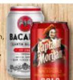 Premix-Getränke von Bacardi