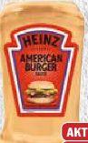 Snacksaucen von Heinz