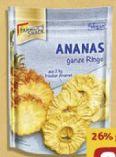 Ananas-Stücke von Farmer's Snack