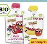 Bio-Fruchtquetschen von Erdbär Freche Freunde