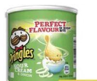 Sour Cream & Onion von Pringles