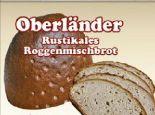 Oberländer Rustikales Roggenmischbrot von Klein's Backstube