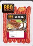 Rind/Lamm Merguez Bratwurst von BBQ
