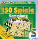 150-er Spielesammlung von Schmidt Spiele