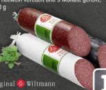 Salami-Aufschnitt von Wiltmann