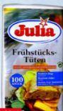 Frühstücks-Tüten von Julia