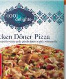 Chicken Döner Pizza von 1001 Delights