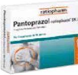 Pantoprazol SK von Ratiopharm