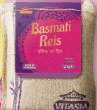 Basmati-Reis von Vitasia