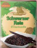 Schwarzer Reis von Vitasia