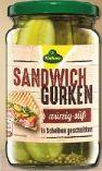 Sandwich Gurken von Kühne