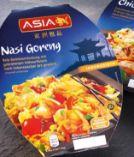 Asiatische Gerichte von Asia