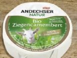 Bio Ziegencamembert von Andechser Natur