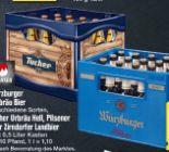 Bier von Würzburger Hofbräu