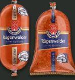Original Rügenwalder Teewurst von Rügenwalder Mühle