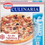Culinaria Pizza von Dr. Oetker