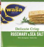Delicate Crisp von Wasa