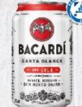 Bacardi Carta Blanca and Cola von Bacardi