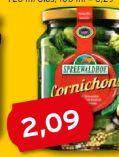 Cornichons von Spreewaldhof