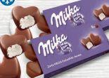Zarte Milka Eiskonfekt-Herzen von Milka