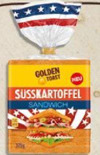 Süßkartoffel Sandwich von Golden Toast