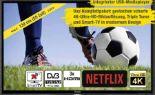 4K-UHD-TV D55U296B4CW von Telefunken
