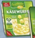 Käsewürfel von Grünländer