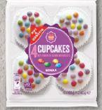 4 Cupcakes von Gut & Günstig