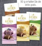 Schokolade Grand'Or von Heidi Chocolate