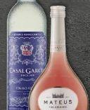 Vinho Verde von Casal Garcia