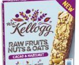 Raw Fruits Nut & Oats von Kellogg's