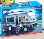 Polizei-Mannschaftswagen 6043 von Playmobil