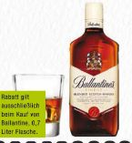 Blended Scotch Whisky von Ballantines