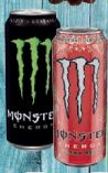 Energy Drink von Monster Energy
