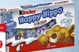 Kinder Happy Hippo von Ferrero