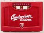 Bier von Budweiser