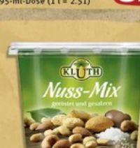 Nuss-Mix von Kluth