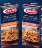 Pasta-Sauce Set von Barilla
