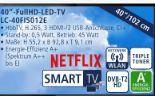 FullHD-LED-TV LC-40FI5012E von Sharp