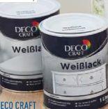 Weißlack von Deco Craft