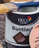 Buntlack von Deco Craft
