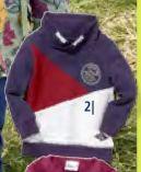 Kinder-Sweatshirt von Zebralino