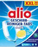 Geschirr-Reiniger-Tabs XXL von Alio
