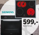 Backofenset von Siemens