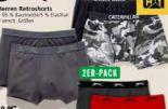 Herren-Retroshorts 2er-Pack von Slazenger