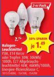 Halogen-Leuchtmittel