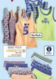 Kinder-Unterhemden von Zebralino