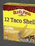 12 Crunchy Taco Shells von Old El Paso