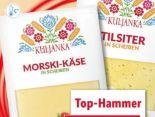 Käseaufschnitt von Kuljanka