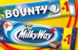 Schokoriegel von Milky Way